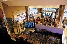 Al nostro evento Carrera non poteva mancare la buona musica. L'atmosfera giusta per un grande evento. #SVeventi