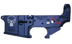 Spikes Tactical Color filled Lowers - AR15.COM