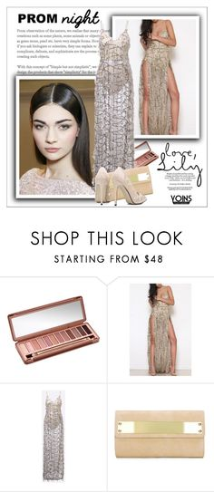 """Yoins"" by shambala-379 ❤ liked on Polyvore featuring Urban Decay, PROMNIGHT, yoins, yoinscollection and loveyoins"