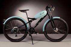 Le bellissime bici elettriche di Luca Agnelli