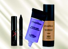 SMASHBOX - Receive a FREE Deluxe Mascara and Eyeliner Sample with the purchase of any Smashbox Foundation or Primer. Mascara, Eyeliner, August 2013, Free Gifts, Theatre, Foundation, Lipstick, Beauty, Mascaras