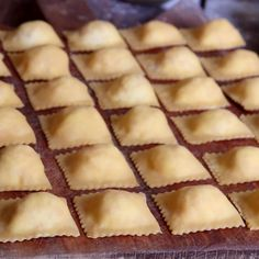 Kitchen Recipes, Cooking Recipes, Gastronomy Food, Homemade Ravioli, Tasty, Yummy Food, Food Dishes, Italian Recipes, Love Food