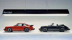 Porsche 911 Carrera 3.2 Coupé & Cabrio | Auto Clasico | Flickr