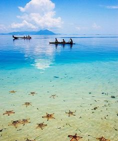 Amazing Tropical Beach Semporna – Indonesia