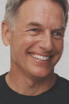 A laugh that shatters my whole being and brings me back to life  Mark harmon Gibbs NCIS