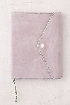 Mini Suede Oh Snap Journal - Urban Outfitters