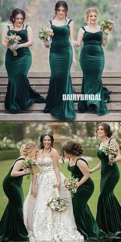 Simple Velvet Mermaid Backless Inexpensive Bridesmaid Dress, – 2020 Fashions Womens and Man's Trends 2020 Jewelry trends Inexpensive Bridesmaid Dresses, Champagne Bridesmaid Dresses, Bridesmaid Proposal, Wedding Bridesmaids, Prom Dresses, Dream Wedding, Wedding Stuff, Wedding Ideas, Cabin Wedding