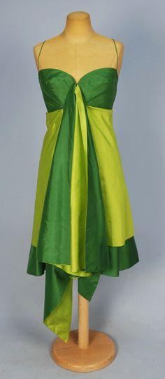 Dress  Donna Karan, 1987   Whitaker Auctions