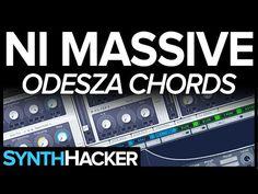 Massive Tutorial - ODESZA 'Bloom' Style Chords (Future Bass/Chill Trap) - YouTube