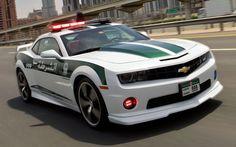 Chevrolet-Camaro-Dubai-Police-8
