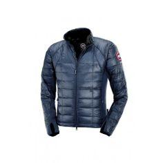 Canada Goose HyBridge Lite Jacket Bianco
