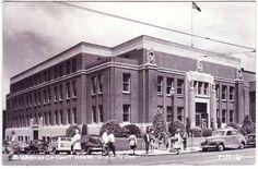 Clackamas Court House Oregon City 1950's.