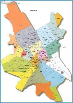 Riyadh Map Httptravelsfinderscomriyadhmaphtml Travels - Riyadh map