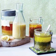 Homemade Salad Dressing Recipes - Food and Recipes - Mother Earth Living