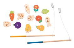 Joc Legume cu Magneti Wooden Toys, Plastic Cutting Board, Boutique, Wooden Toy Plans, Wood Toys, Woodworking Toys, Boutiques