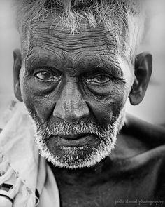 Life is hard by Joshi Daniel    I love his B&W portraits