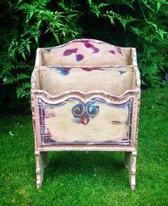 Twisted vintage magazine rack using Annie Sloan chalk paints  https://www.facebook.com/photo.php?fbid=495183320559029=pb.186676034743094.-2207520000.1377456948.=3  http://www.thevintagetwistcompany.co.uk/