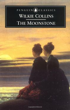 #1  Moonstone by Wilkie Collins.  Book for June 2012.