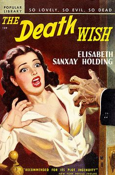 The Death Wish by Elisabeth Sanxay Holding