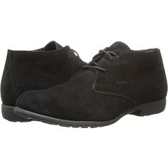 B.O.C. Sandy black chukka ankle booties