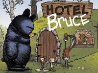 """Read """"Hotel Bruce A Disney Hyperion E-book With Audio"""" by Ryan T. Higgins available from Rakuten Kobo. When Bruce gets home from a southern migration trip with his goslings, he is tired. He is grumpy. And he is definitely n. New Books, Good Books, Albin Michel Jeunesse, Best Toddler Books, Album Jeunesse, Anaya, 2016 Pictures, Pillow Fight, Down South"""