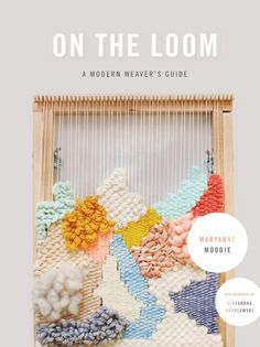 HGTV.com shares a sneak peek at Maryanne Moodie's On the Loom book and features one of her newest projects: a fall-inspired branch-weaving DIY.