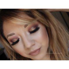 """Makeupbyforeverliz   colourpop """"where the light is"""" quad #kathleenlights #youtuber #makeupbyforeverliz"""