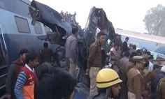 Train Derails Near Kanpur : Poorest Train accident killed 120+, hundreds of passangers injured