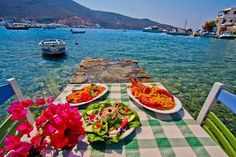 What's Your Favorite Greek Taverna? Amorgos island