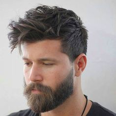Messy Textured Hairstyles For Men - Sexy Messy Hairstyles For Men: Best Men's Messy Hair - Get The Messy Hair Look For Guys with Short, Medium and Long Hair #menshairstyles #menshair #menshaircuts #menshaircutideas #menshairstyletrends #mensfashion #mensstyle #fade #undercut #messyhair Hairstyles Haircuts, Haircuts For Men, Mens Medium Short Hairstyles, Mens Haircuts Round Face, Trending Hairstyles For Men, Mens Hairstyles With Beard, Edgy Haircuts, Asian Hairstyles, 1940s Hairstyles