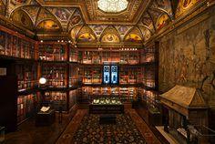 The Morgan Library: una joya en Nueva York. | Matemolivares