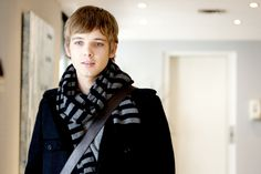 Peter Franklin | Surname: Smarty Petey | Age: 16 | Birth: January 4th | Power: Astral Projection