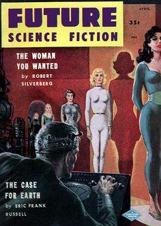 Future Science Fiction 1958-04