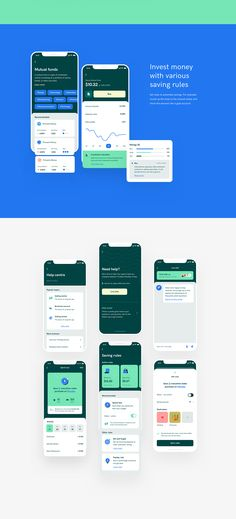 Fujiko is an essential toolkit for anyone designing financial mobile app. Using this UI kit you can design mobile app to set financial goal, automate your saving, and invest for your future. Investing Money, Saving Money, Finance Bank, App Ui Design, Interface Design, Design Art, Web Layout, Financial Goals, Ui Kit