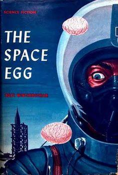 vintage SCI-FI book cover collection! | KrustelKram