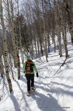 Family Snowshoe Trails [Salt Lake City, UT]