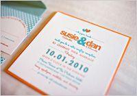 Printable Wedding Stationery #Wedding #Stationery #DIY