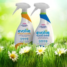 Say hello to savings. Say goodbye to expensive and ineffective cleaners. @evolvecleans is revolutionizing how the world cleans with its natural green cleaning technology. Plant-based, sustainably-derived natural home care and laundry products. On shelves at a store near you. | #greencleaning #natural #naturally #evolve #evolvecleans #evolvemyhome #cleanbetter #ecofriendly #biodegarable #sustainable #plantbased #hello #goodbye #savings
