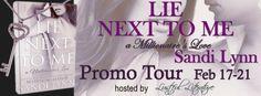 Broadway Girl Book Reviews: Lie Next To Me - Promo