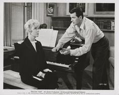 Doris Day Rock Hudson Pillow Talk 1959 Original Scene Still