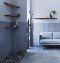 The perfect antidote to a busy day? Kicking back in our new Brooklyn sofa. Exterior Design, Interior And Exterior, Stone Houses, Loft, Instagram Shop, West Elm, Home Decor Inspiration, Modern Interior, Living Spaces