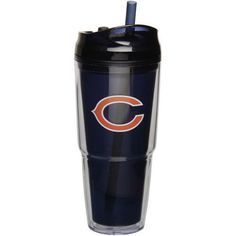 #Chicago #Bears 20oz. Dual Wall Travel Tumbler from $13.95