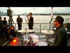 [V] Island Parties: Royal Blood Live on Sydney Harbour - YouTube