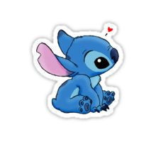 Stitch  Sticker