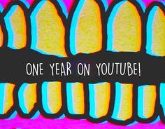 First Year, Working On Myself, New Work, Weird, Videos, Youtube, Behance, Animation, Gallery
