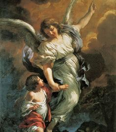 sacred art guardian angeli | Guardian Angels