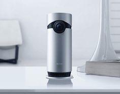 La smart cam di sorveglianza D-Link Omna su Apple Store. È facile da usare con integrazione HomeKit e pronta per iPhone e iPad con l'app Casa