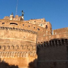 Roma, Castel Sant'Angelo.