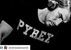 PYREX NIGHT #collection #pyrex #pyrexoriginal #andreadamante #pyrexnight #dontstopthemusic #nothingbetter #tshirt #deejay