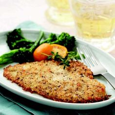 Herbed Parmesan Panko Baked Flounder | Simply Delicious: The Costco Way